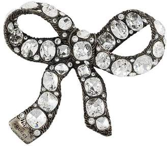 Gucci Bow brooch