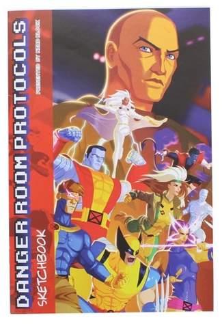 X-Men Nerd Block X-Men Danger Room Protocols Sketchbook