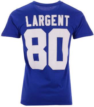 ... Majestic Men s Steve Largent Seattle Seahawks Hall of Fame Eligible  Receiver Triple Peak T-Shirt b30380600