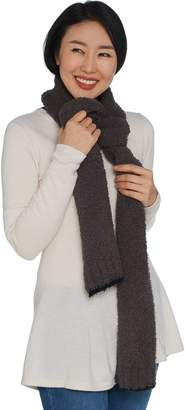 Barefoot Dreams Cozychic Scarf with Contrast Tip