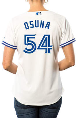 Majestic Ladies Roberto Osuna Toronto Blue Jays Cool Base Replica Home Jersey
