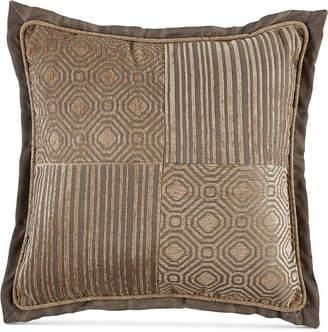 """Croscill Benson 18"""" Square Decorative Pillow"""
