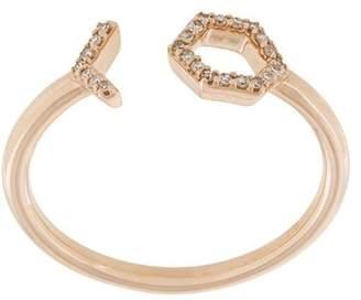 Astley Clarke open Honeycomb Varro ring