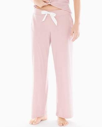 Embraceable Pajama Pants Micro Dot Vintage Pink TL