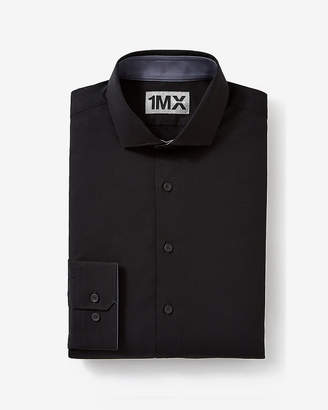 Express Slim Spread Collar 1Mx Shirt
