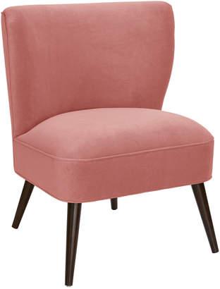Skyline Furniture Curved Armless Chair