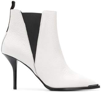 Acne Studios Jemma Grain stiletto boots