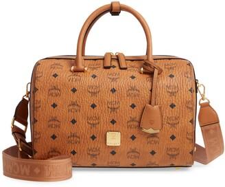 MCM Essential Boston Bag