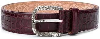 Etro reversible belt