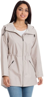 Women's Bagatelle Sport Raglan Anorak Rain Jacket