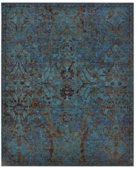 Nourison Rugs Timeless Rug Collection- Peacock