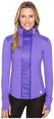 New Balance Novelty Heat Jacket Women's Coat
