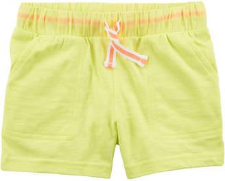 Carter's Pull-On Shorts- Preschool Girls