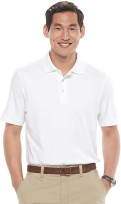 Croft & Barrow Men's Signature Classic-Fit Interlock Polo