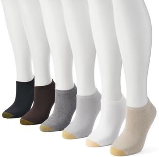 Gold Toe Goldtoe Women's GOLDTOE 6-pk. Solid Soft Liner Socks