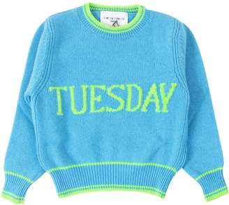 Alberta Ferretti Baby Girl Sweater Tuesday