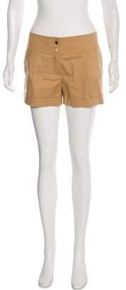 Tory Burch Tailored Mini Shorts
