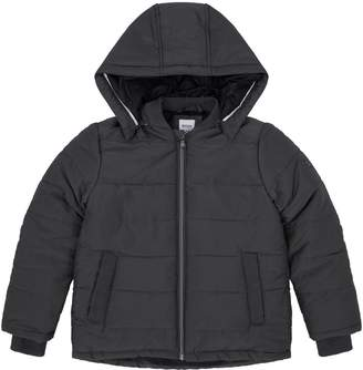 HUGO BOSS Hooded Puffer Coat
