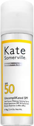 Kate Somerville R) UncompliKated SPF Makeup Setting Spray SPF 50