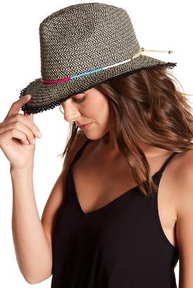 San Diego Hat Company Multi-Bead Band Fedora $42 thestylecure.com