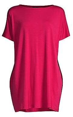 Eileen Fisher Women's Organic Cotton Tunic