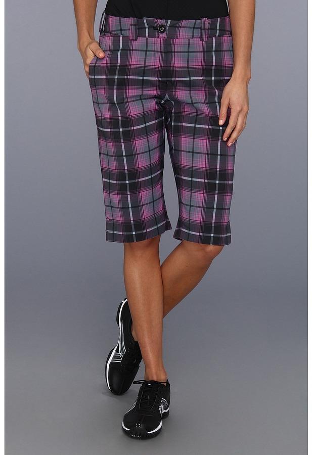 Nike Golf Modern Rise Plaid Short