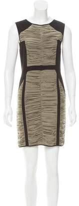 Rebecca Minkoff Gathered Silk Dress