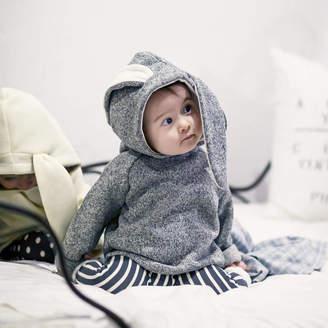 JJ Park Personalised Bunny Hoodie