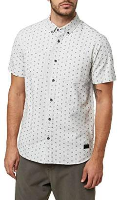 O'Neill Men's Fifty Two Short Sleeve Woven Shirt