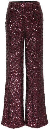 Victoria Victoria Beckham Sequinned pants