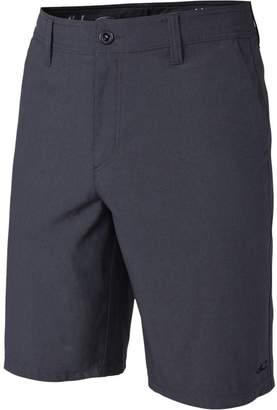 O'Neill Loaded Heather Hybrid Short - Men's
