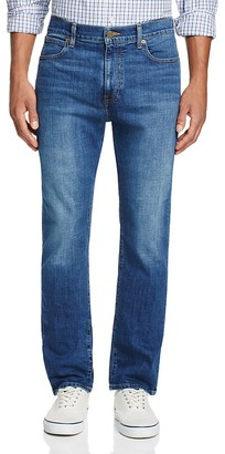 Vineyard Vines Lewis Bay Straight Fit Jeans in Moonshine $98.50 thestylecure.com