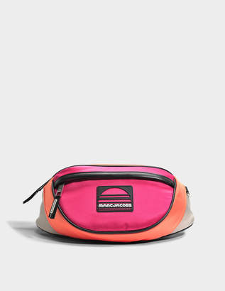 Marc Jacobs Sport Fanny Pack Bag in Peach Polyester