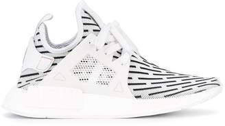 adidas NMD striped sneakers
