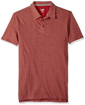 Lee Men's Tall Size Fashion Polo