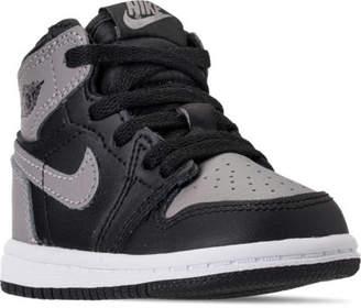 Nike Kids' Toddler Air Jordan Retro 1 High OG Casual Shoes