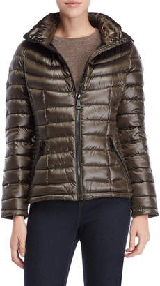Calvin Klein Solid Packable Down Jacket