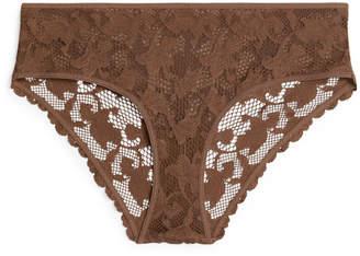 Arket Lace Hotpants
