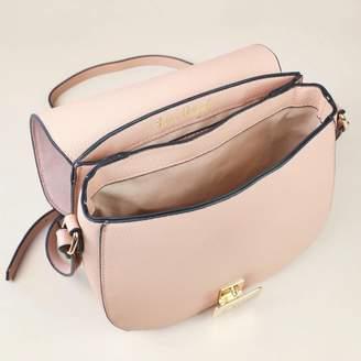 d10abfc09bf1 Lisa Angel Personalised Brushed Suede Cross Body Handbag