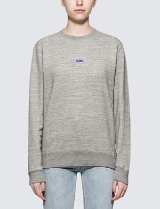 Sacai X Fragment Design Box Logo Sweatshirt