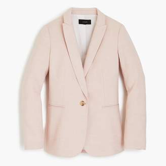 J.Crew Tall Parke blazer in stretch linen