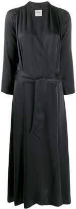 Forte Forte silk wrap dress