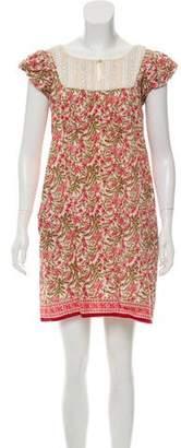 Calypso Floral Mini Dress