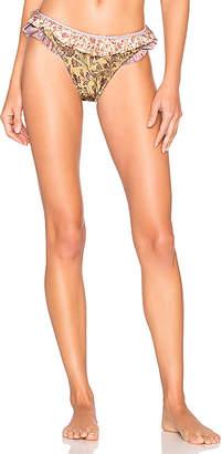 Zimmermann Juniper Frill Bikini Bottom