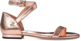 Ralph Lauren Davison Leather Sandal