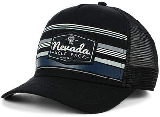 Top of the World Nevada Wolf Pack Top Route Trucker Cap