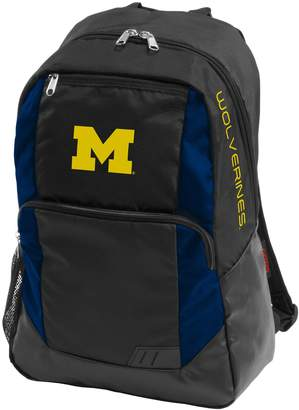 NCAA Logo Brand Michigan Wolverines Closer Backpack