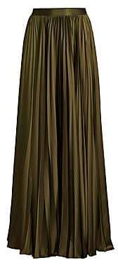 AMUR AMUR Women's Annie Accordion Pleated Maxi Skirt - Size 0