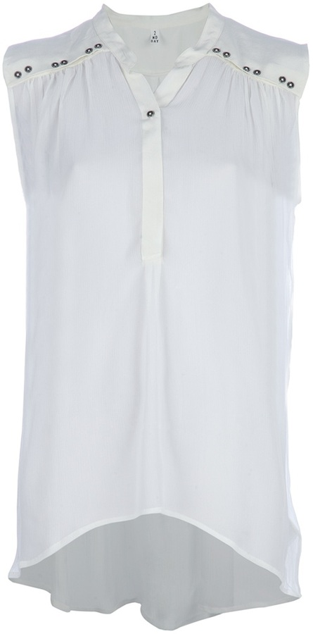 2Nd Day 'Eva' blouse