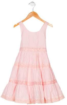Isaac Mizrahi Girls' Sleeveless A-Line Dress
